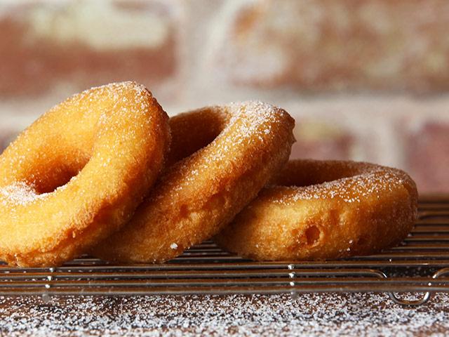 ホット ケーキ ミックス で 作る ドーナツ
