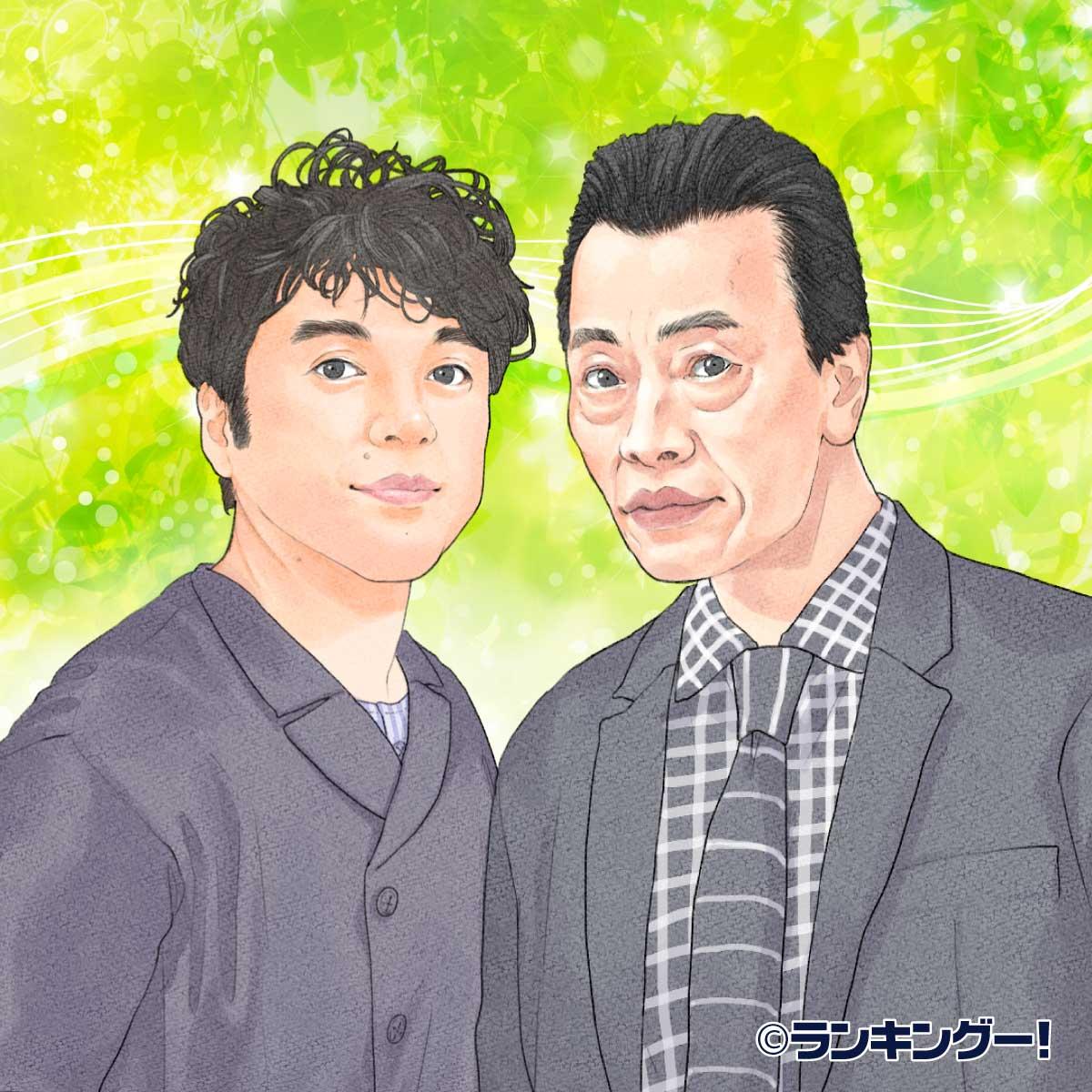 イケ おじ 俳優