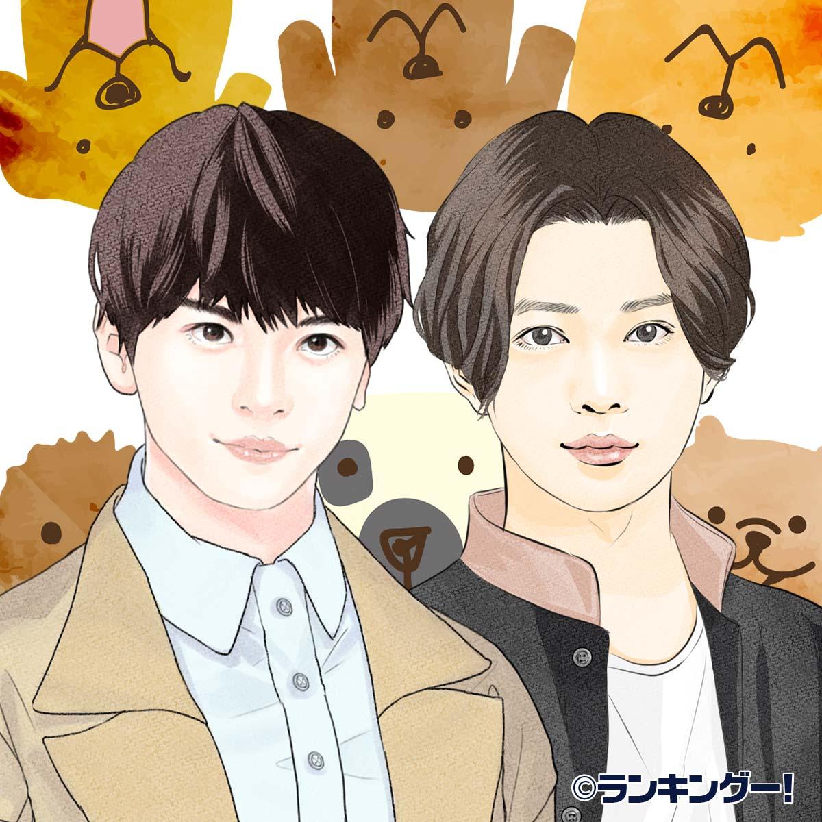 甘え顔にキュン 子犬系彼氏が似合うイケメン俳優ランキング 9 10位 ランキングー